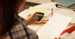 como planejar uma mudança - orçamento