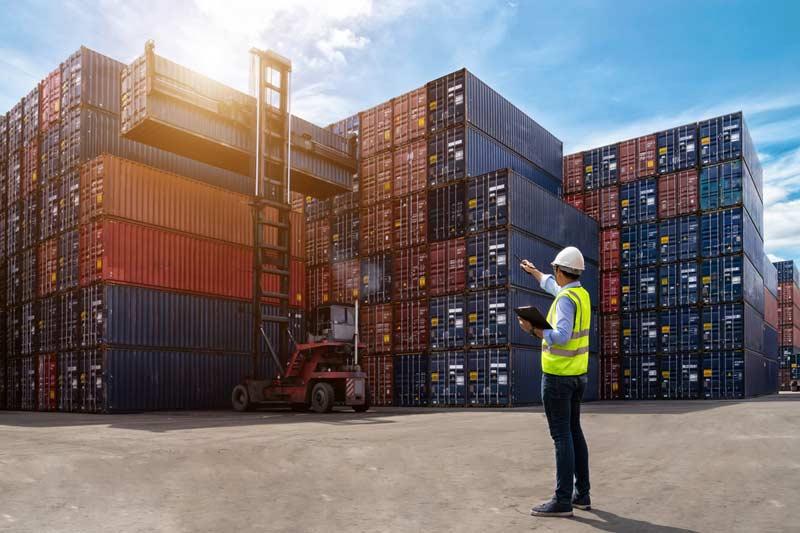 serviços certificados pela Declaração de Trânsito Aduaneiro