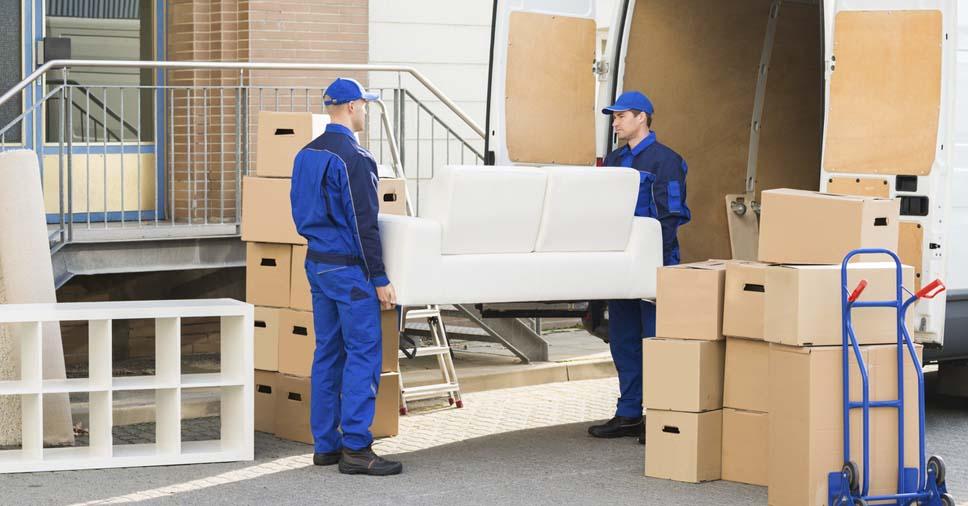 Veja como o transporte de móveis de ser feito para ter segurança