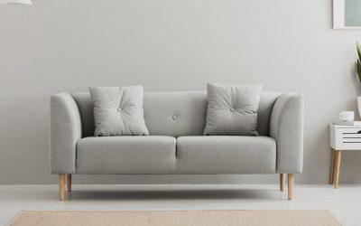 Como solicitar içamento de sofá para minha mudança?