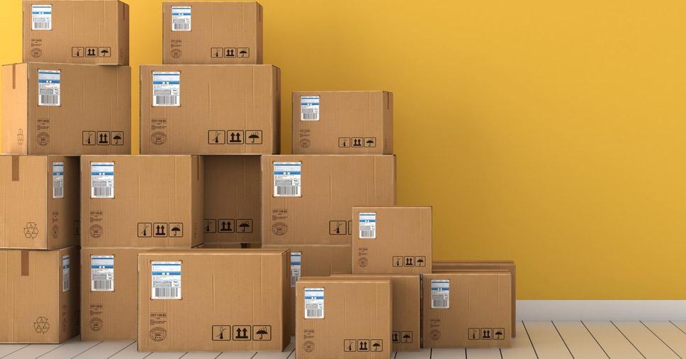 tipos de armazenagem