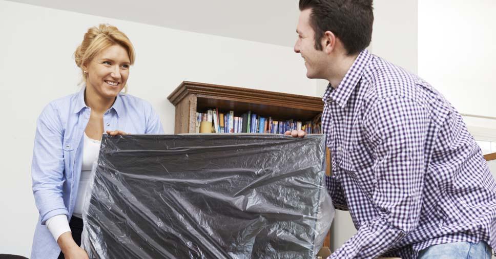 Dicas e cuidados sobre como embalar televisão para mudança