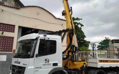 Caminhão Munck no Rio de Janeiro: Sua indústria precisa de transporte de cargas?