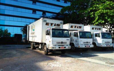 Serviço qualificado de transporte de cargas RJ é uma especialidade da Etis