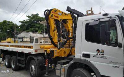Locação de caminhão munck: conheça os benefícios do serviço